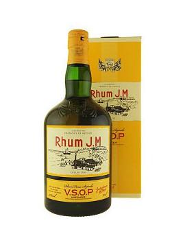 J.M. RHUM V.S.O.P. 70CL. 43°