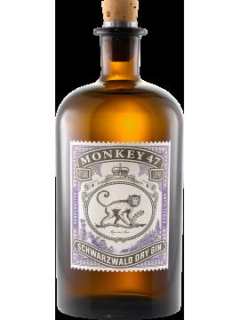 Monkey 47 dry gin 50cl. 47°