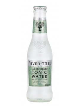 Fever Tree Elderflower Tonic 6x20cl.