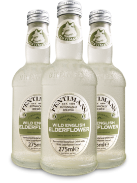Fentimans Wild English Elderflower 275ml.