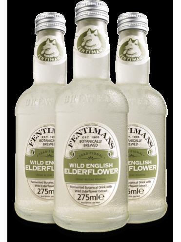Fentimans Wild English Elderflower 6x275ml.
