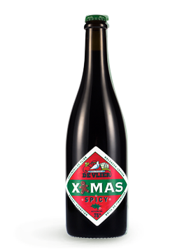 De Vlier X-mas spicy 75cl.