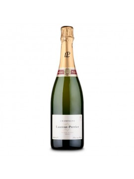 Laurent Perrier brut 75cl.