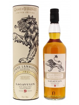House Lannister & Lagavulin 70cl. 46°