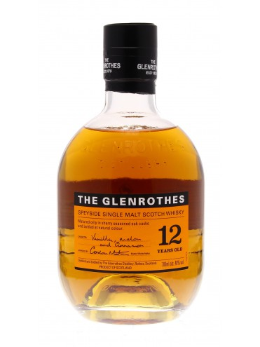 Glenrothes 12 Years 70cl.