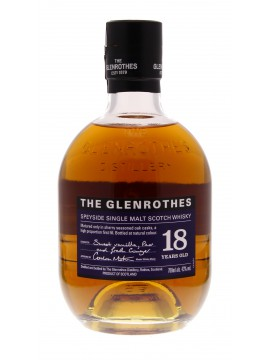 Glenrothes 18 Years 70cl. 40°