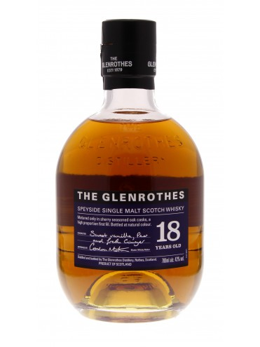 Glenrothes 18 Years 70cl.
