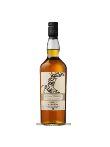 House Baratheon & Royal Lochnagar 70cl. 40°