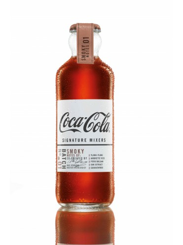 Coca-Cola Signature Mixer Smoky Notes 6X20cl.