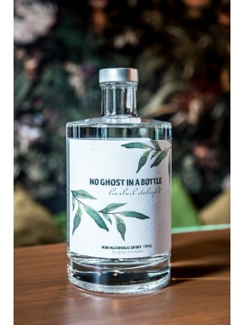 No Ghost in a bottle Herbal Delight 70cl. 0°