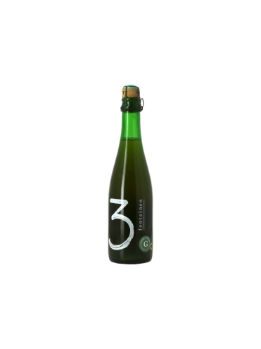 Drie Fonteinen Oude Geuze 37,5 cl.