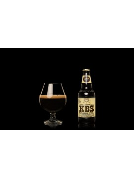 KBS bourbon barrel aged stout
