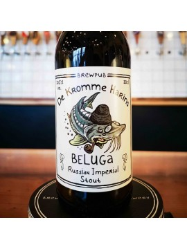 Beluga Russian Imperial Stout 33cl.