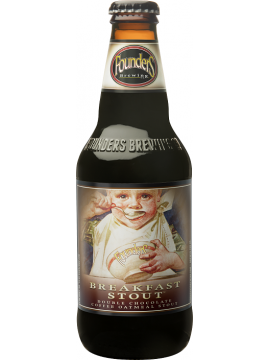 Breakfast Stout 33cl.