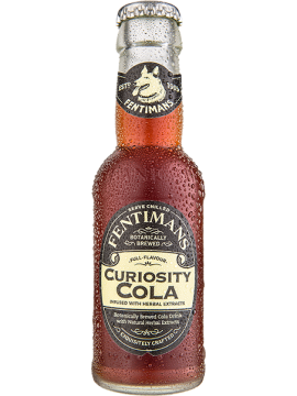 Fentimans Curiosity cola 125ml.