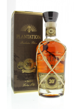 Plantation Rum Barbados Extra 20th Anniversary 70cl. 40°