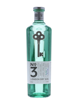 London Dry Gin N° 3 70cl.