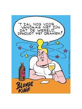 Blonde Kuif Cowboy Henk 75cl.