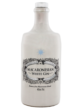 Macaronesian White Gin 70cl. 40°