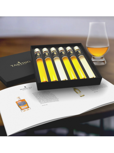 Tasting Collection Scotch Whisky 6 tubes set 2 6.9 + GBX 43.4° 0.15L
