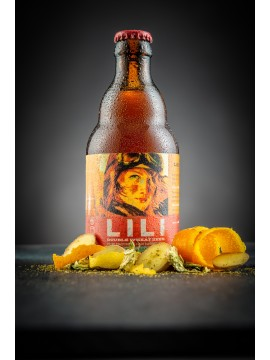 Lili Double Wheat Beer 33cl.