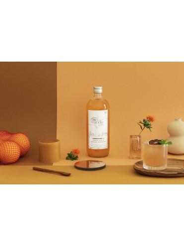Groene thee en Oranjebloesem Mocktail 1 liter