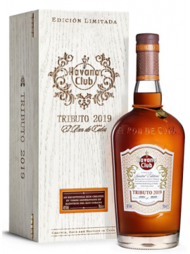 Havana Club Tributo 2019 70cl. 40°