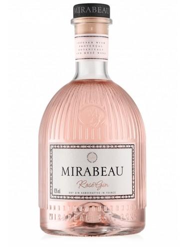 Mirabeau Rose Gin 70cl. 43°