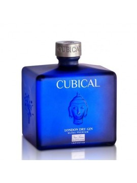 Cubical Ultra Premium London Dry Gin 70cl. 45°