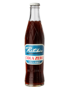 Ritchie Cola Zero 6X275ml.