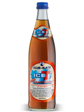 Club-Mate Kraftstoff Ice-Tea 50cl.