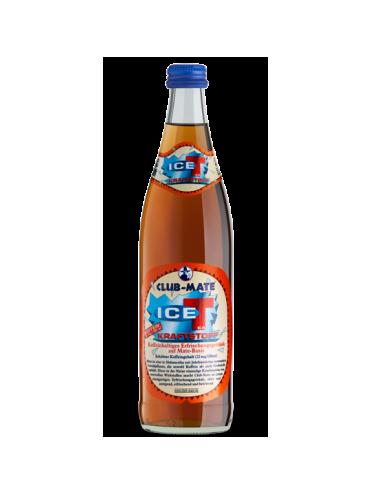 Club-Mate Kraftstoff Ice-Tea 50cl.