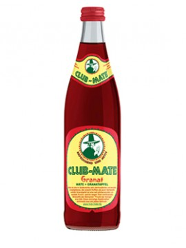 Club Mate Granat 6 X 50cl.