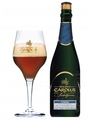 Gouden Carolus Indulgence FUNKEN 75cl.