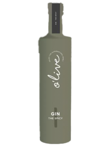 O'Live Gin The Spicy 50cl. 40°
