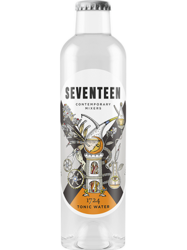 Seventeen Tonic Water 1724 20cl.