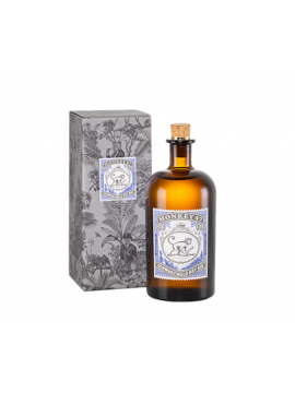 Monkey 47 Distillers Cut 50cl. 47° 2020 met luxueuze stolp