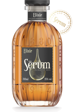 Serum Ron de Panama Elixir 70cl.