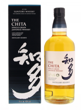 The Chita Single Grain Japanese Whisky 70cl.