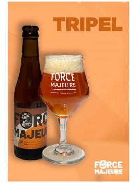 Force Majeure Tripel 33cl.