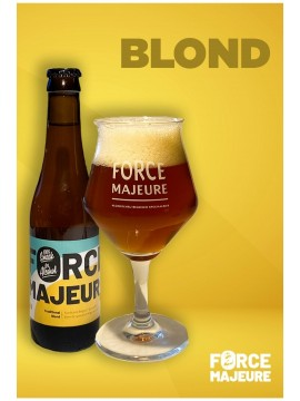 Force Majeure Blond 33cl.