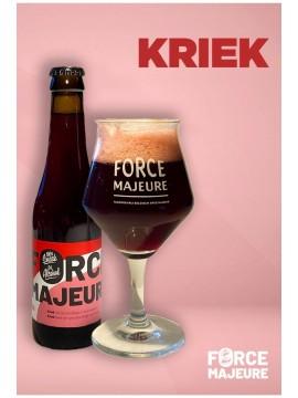 Force Majeure Kriek 33cl.