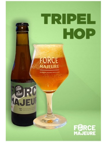 Force Majeure Tripel Hop 33cl.