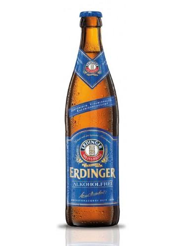 Erdinger Weissbrau alcoholvrij 50cl.