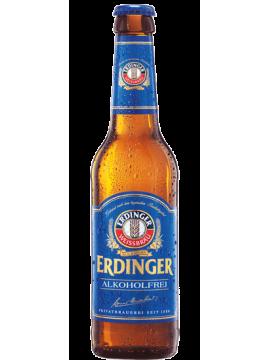 Erdinger Weissbrau alcoholvrij 33cl.