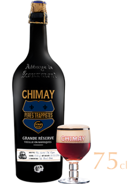 Chimay Grande Reserve Rum Aged 75cl.