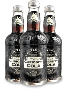Fentimans Curiosity cola 275 ml.