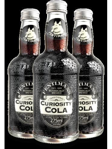 Fentimans Curiosity cola 275 ml.