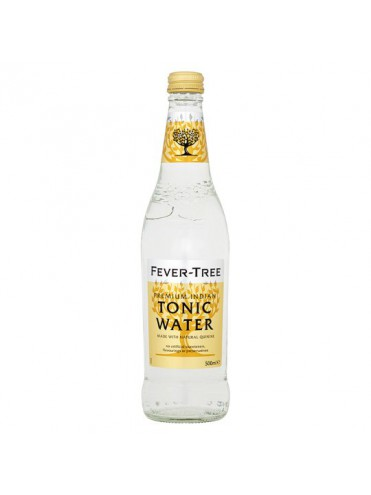Fever Tree Tonic 50cl. glas