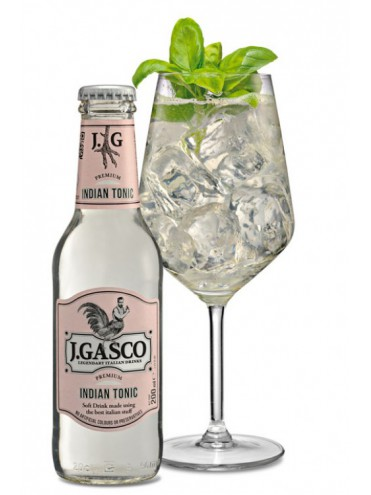 J. Gasco Indian Tonic 20cl.
